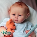 AW300316 - Dollkit 22 - Archie -  Limited Edition - € 96,90 - Pre Order